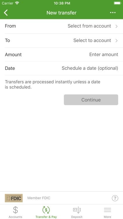 State Bank Mobile screenshot-4