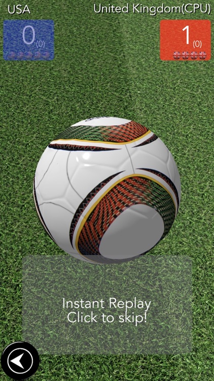 Real Kick Soccer screenshot-5