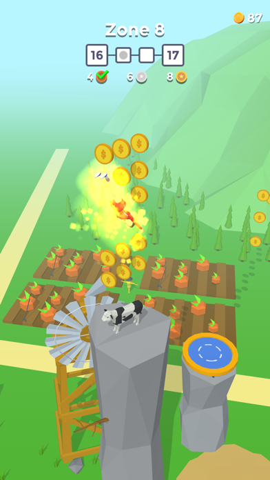 Flip Jump Stack screenshot 1