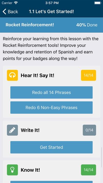 Rocket Languages. screenshot-4