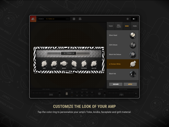 BIAS AMP 2 - for iPad