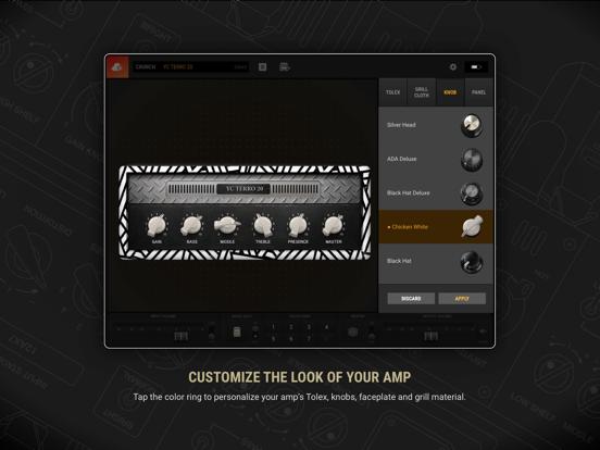 BIAS AMP 2 - for iPadのおすすめ画像4