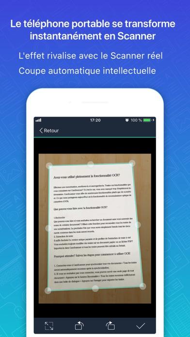 Télécharger CamScanner|Document Scan & Fax pour Pc