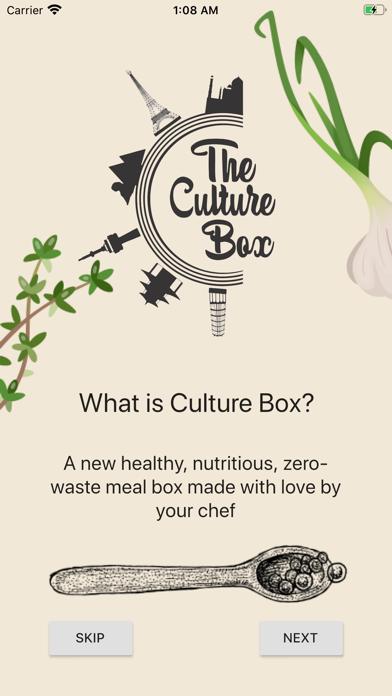 Culture Box 1