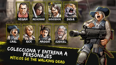 Descargar Walking Dead: Road to Survival para Android
