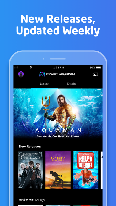 Movies Anywhere App Reviews - User Reviews of Movies Anywhere