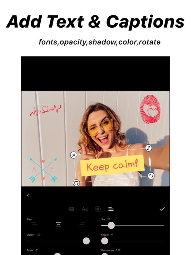 Ṗhoto Editor Screenshot