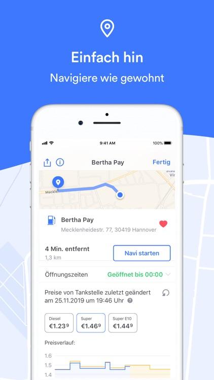 Bertha - Deine Tank-App screenshot-4