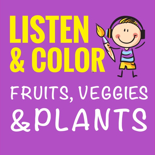 Color Fruits, Veggies & Plants