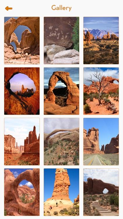 Arches National Park Tourism screenshot-4