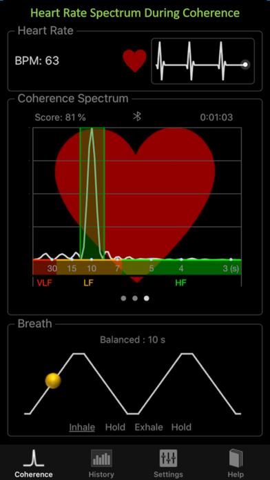 Heart Rate + Coherence PROのおすすめ画像4