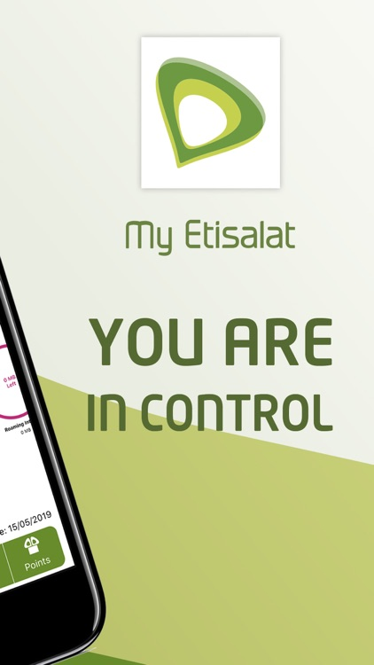 My Etisalat screenshot-1