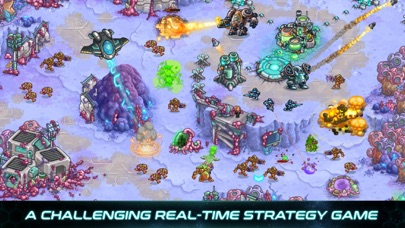 Iron Marines - RTS Offline Screenshot