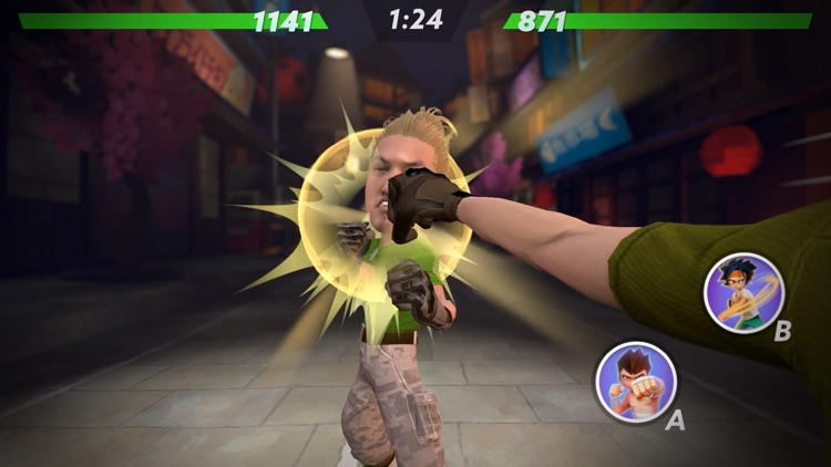 uFighter: 3D PvP Fighting Game screenshot-4