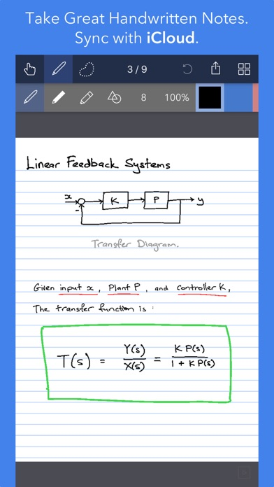 Noteflow Digital Notebook for Windows