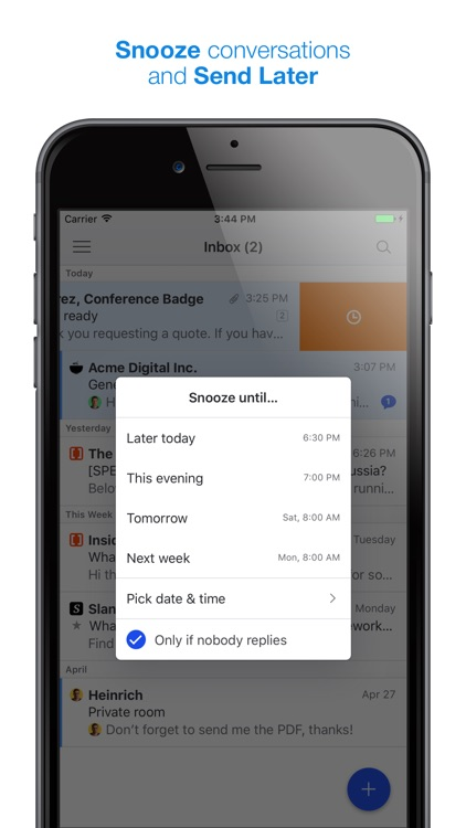 Missive - Email, Chat & Tasks screenshot-3
