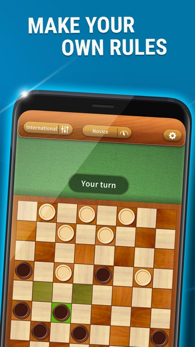 Checkers - Best Draughts Game screenshot 3