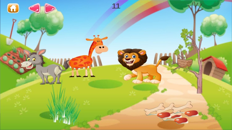 Animal World - enjoy learning screenshot-4