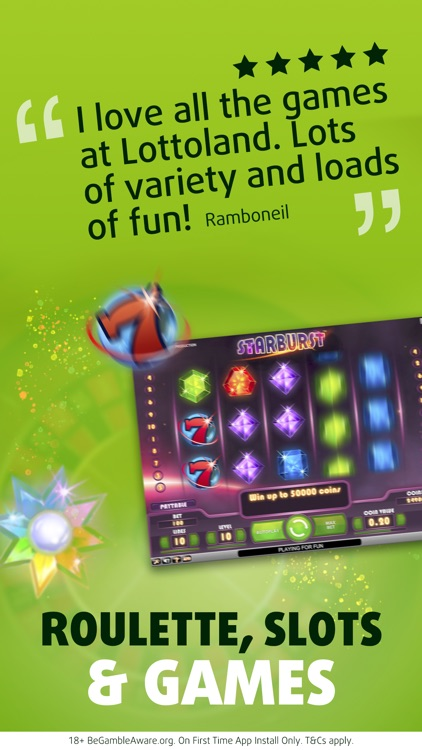 Lottoland: Lottery Betting App screenshot-3