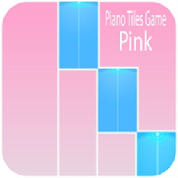 Pink Piano Tiles - Music Games