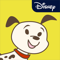 App Icon for Disney Stickers: Cats and Dogs App in Brazil IOS App Store