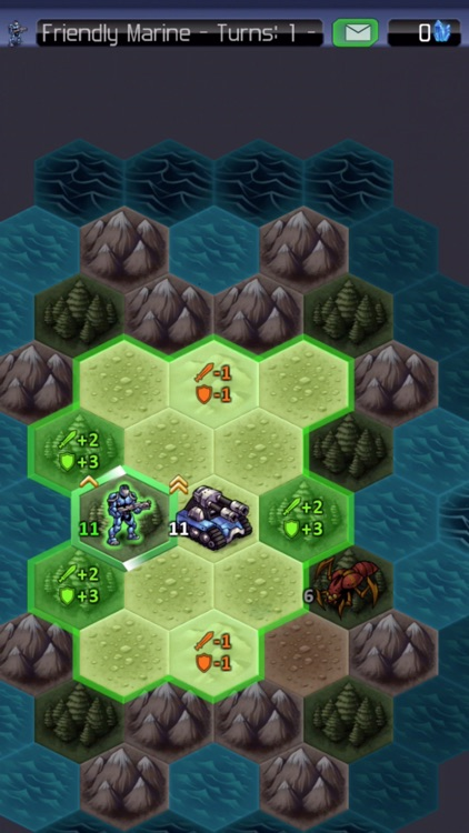 UniWar: Multiplayer Strategy screenshot-6