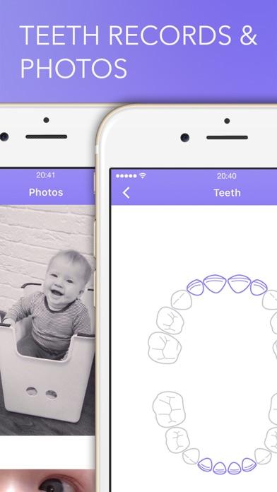 Awesome Baby Tracker Premium Screenshots