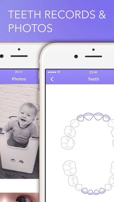 Awesome Baby Tracker Premium Screenshots