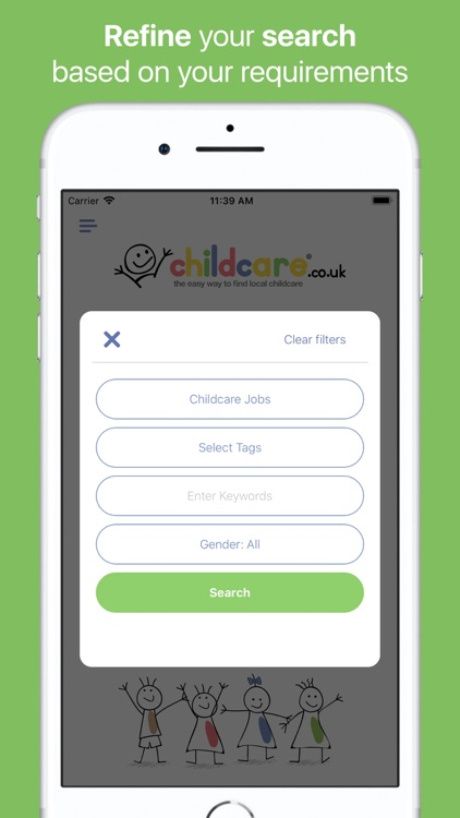 Childcare.co.uk screenshot-5