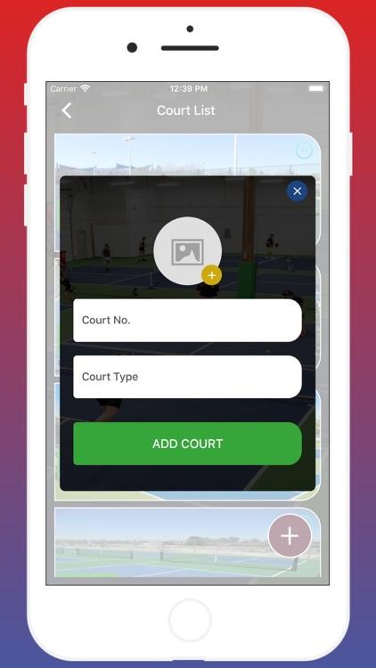 Pickleball Court Manager screenshot-6