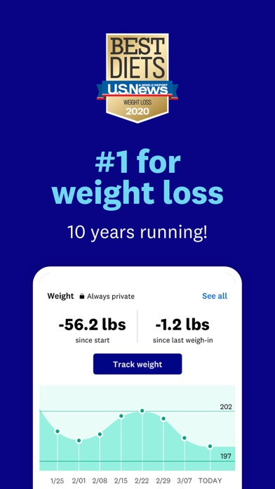 Ww Weight Watchers Reimagined review screenshots