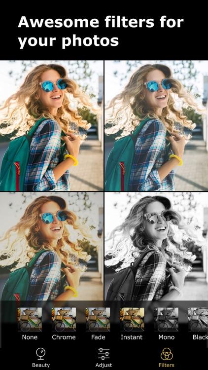 Shape: face photo editor screenshot-4