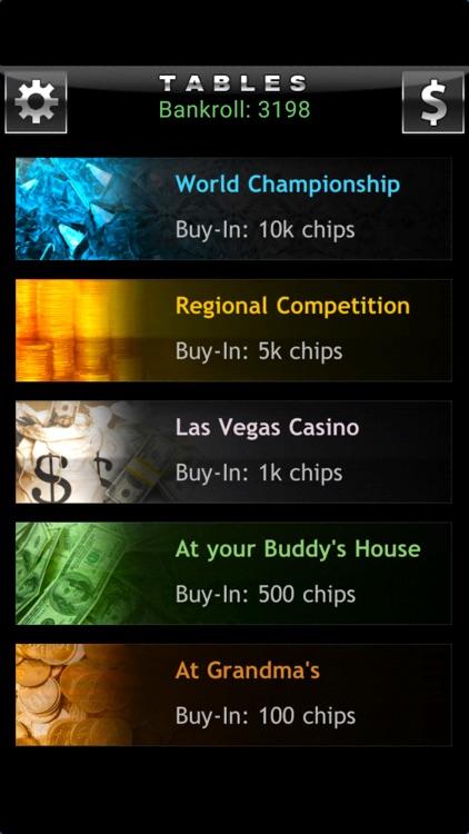 Offline Poker - Texas Holdem