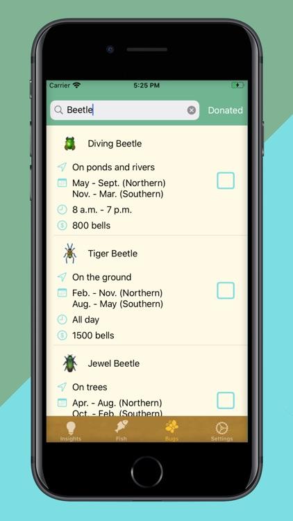 ACNH Guide screenshot-3
