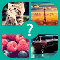 4 pics 1 word: Guess the word