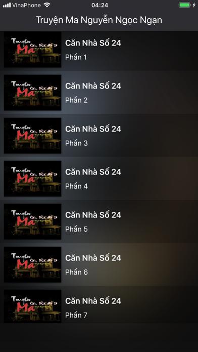Truyện Ma Nguyễn Ngọc Ngạn screenshot 2