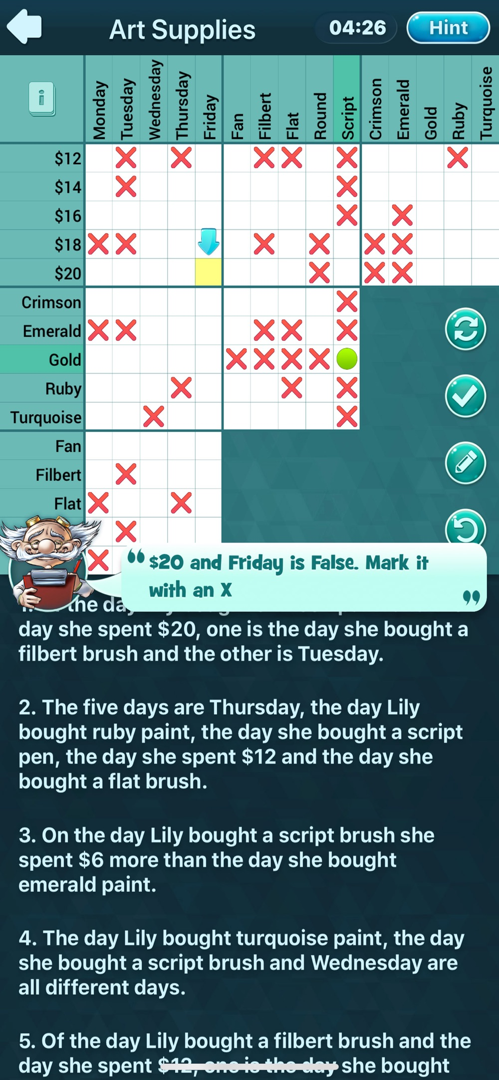 Logic Puzzles Daily Cheat Codes