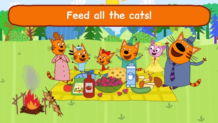 Kid-E-Cats Picnic with Friends screenshot-4