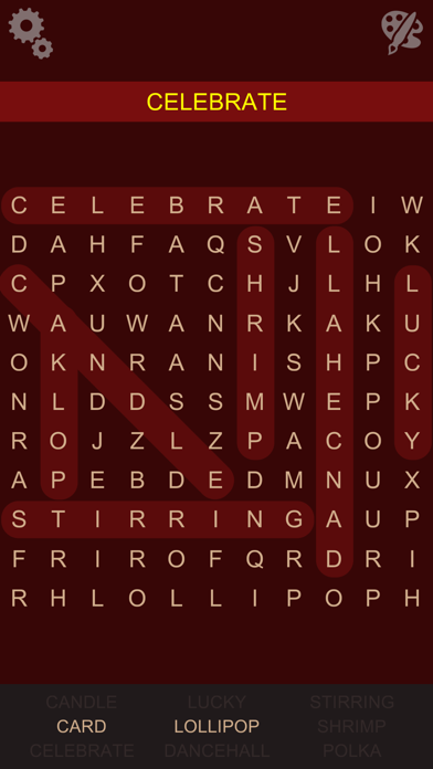 Word Search Epic på PC