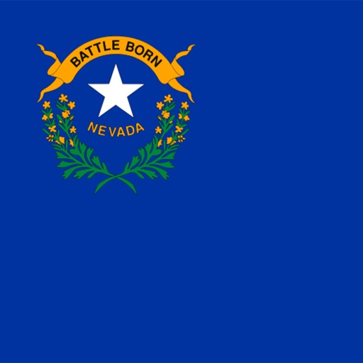 Nevada emojis - USA stickers icon