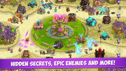 Screenshot for Kingdom Rush Vengeance in Greece App Store
