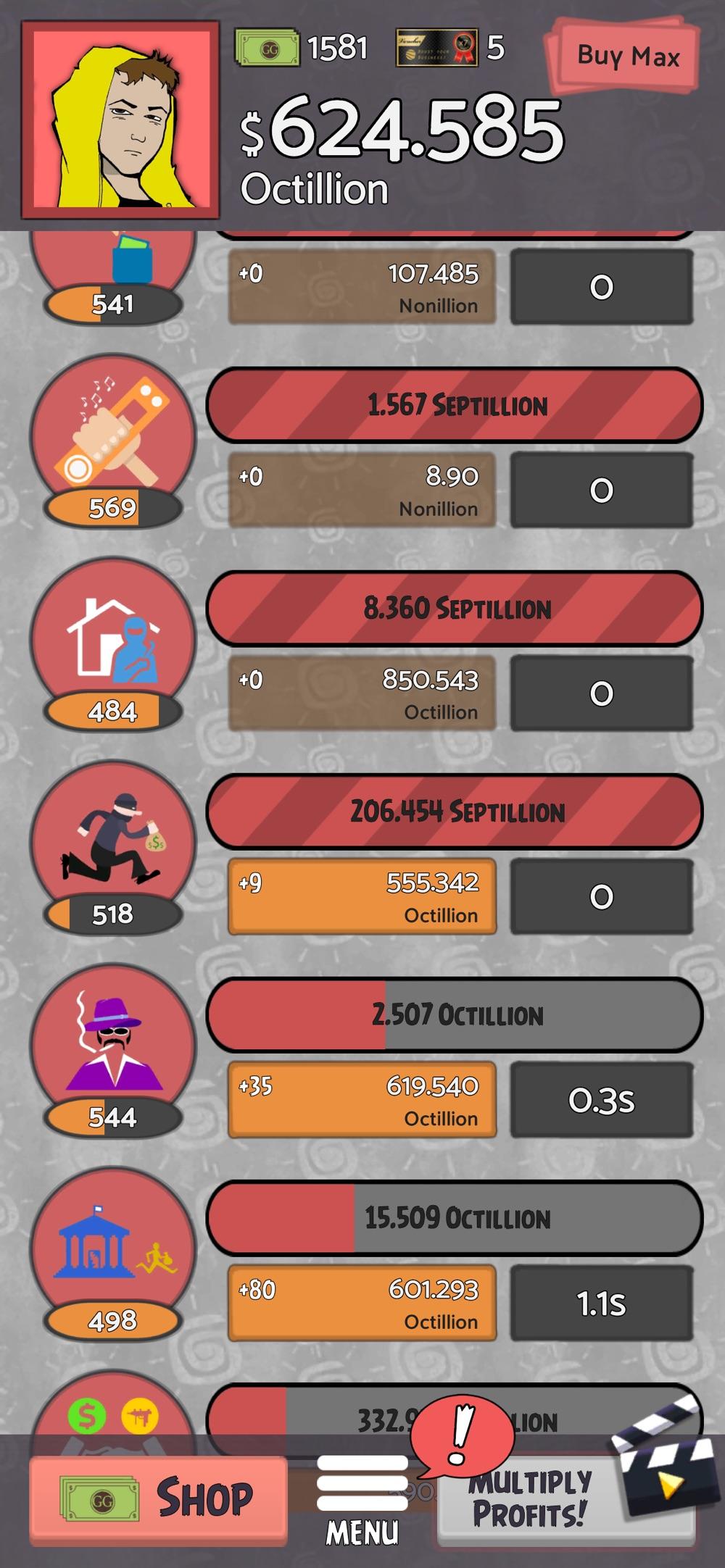 Geeks vs Gangsters hack tool