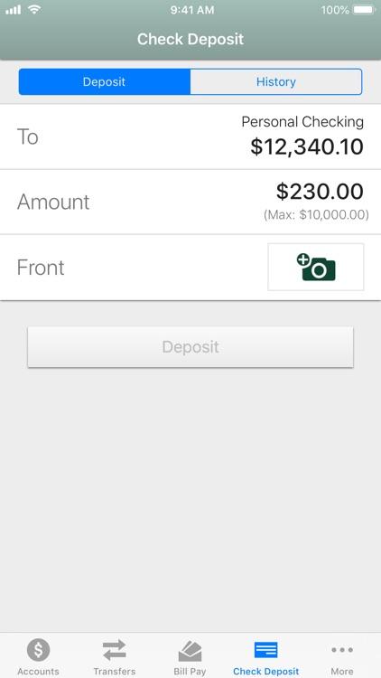 Pentucket Bank Mobile Banking screenshot-7
