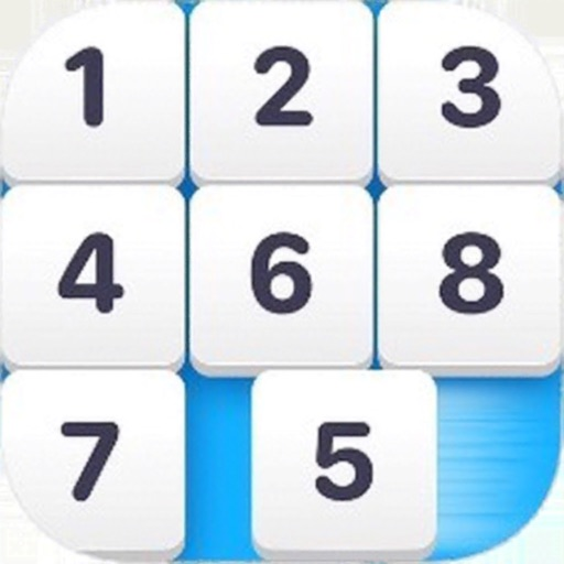 Slide Puzzle - Number Game icon