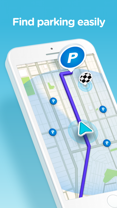 messages.download Waze Navigation & Live Traffic software
