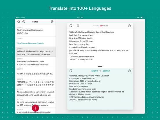 TextGrabber: Camera Translator-ipad-3