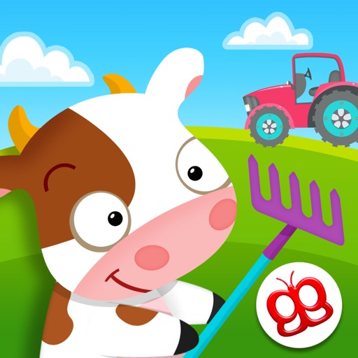 Happy Little Farmer - Lite icon