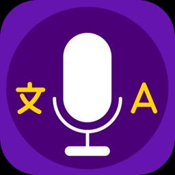 Voice translator・