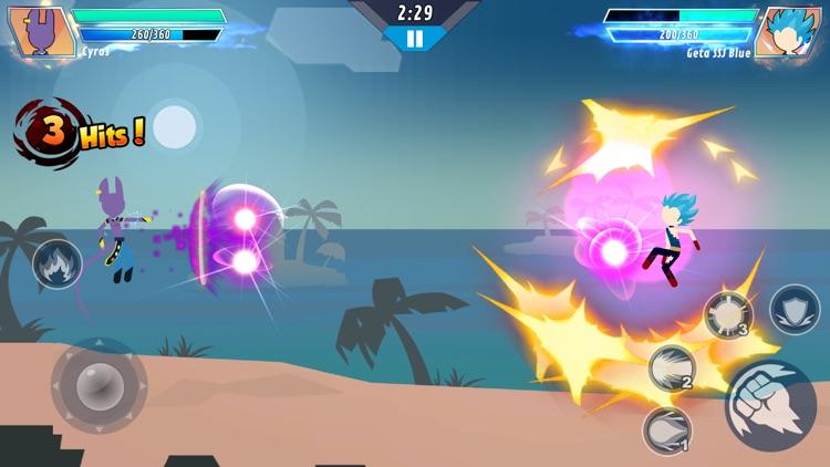 Stick Shadow Fighter screenshot-5