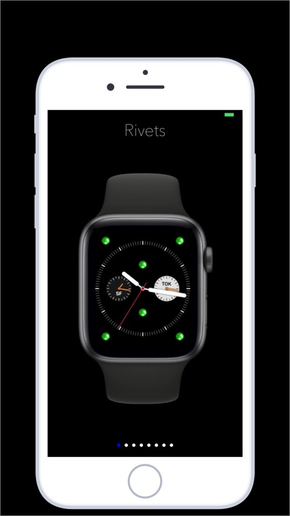 Rivets - rugged watch faces screenshot-6